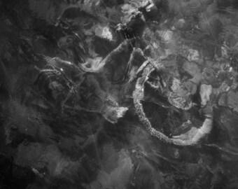Ghost -  fine art monochrome photography