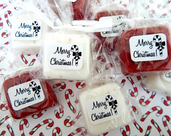 Mini Soap Stocking Stuffer for Kids For Women For Men For Teens Merry Christmas Happy Holidays Affordable Gift Small Christmas Gift Under 10