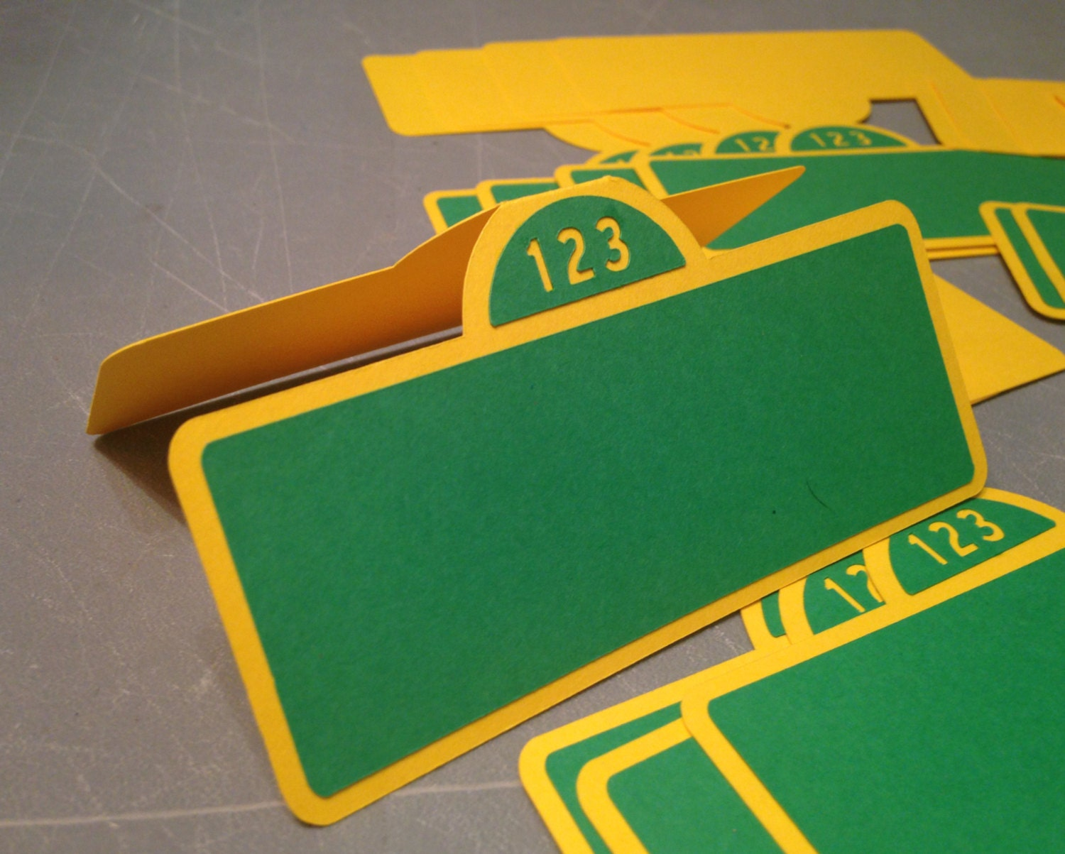 12 sesame street sign food cards sesame street place cards zoom pronofoot35fo Choice Image