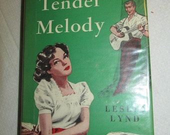 "Arcadia House Romance Novel ""The Tender Melody"""