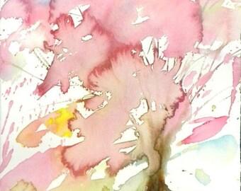 Fresh Pick No.200, 11x15, original watercolor