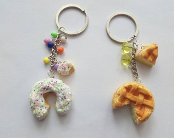 Sweet Easter Key Ring
