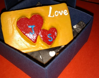 Love Soap carving