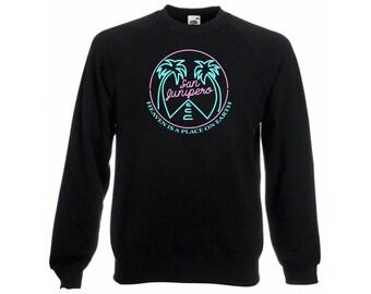 Black Mirror Season 3 Episode 4 San Junipero Heaven Is A Place On Earth Sweatshirt/Sweater