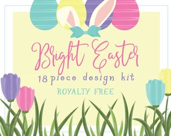 easter clipart-easter bunny-bunny clipart-bunny-rabbit-royalty free-scrapbooking-PNG-digital download