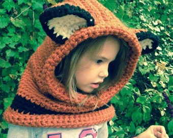 Hooded Animal Cowls