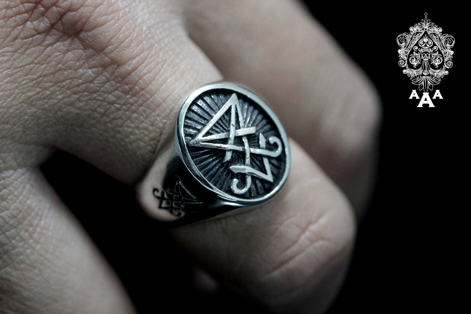 Made To Order Sigil Rings