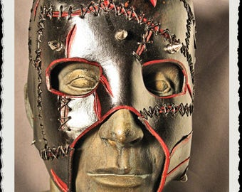 Leather mask  - Katacomb