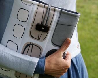 Apple iPad Sleeve Case/ padded/ cotton/W1