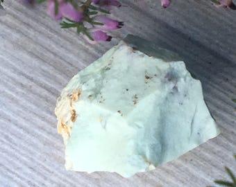 Rough Chrysophrase Crystal