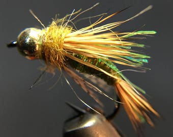 SPRING GIFT PACK: 8 Handmade Fly Fishing Flies