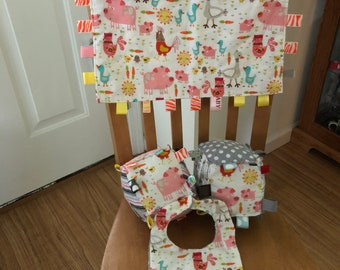 Baby Gift set!!!   Farm Animals