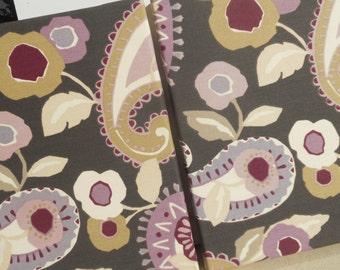 Fabric Wall Art...Set of 2...11 x 14
