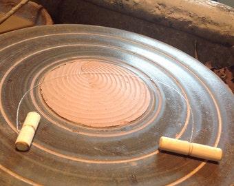 Simon Leach Pottery Cut Off Tool