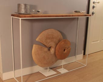 """Furnishing complement and design """"console"""""""