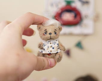 Sold-out Products Display,Bear Artist,mini teddy bear (NOT FOR SALE!!!)