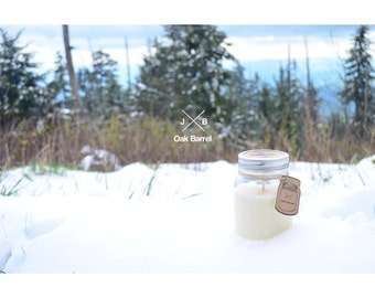 Fall/Winter 4oz Soy Candles