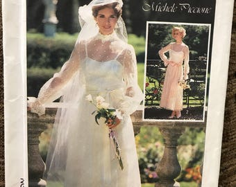 Wedding Dress Sewing Pattern