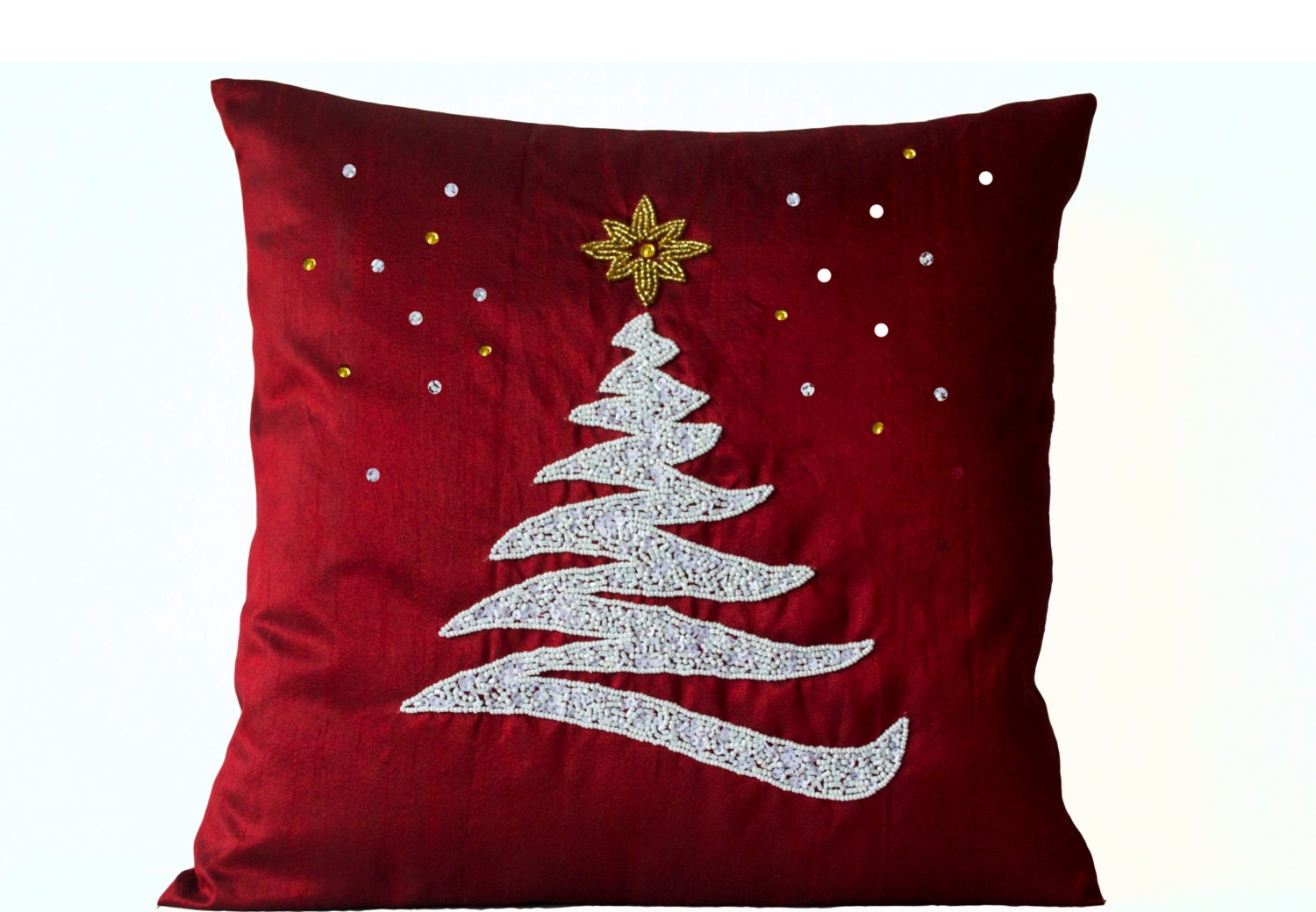 Christmas Pillows Christmas Throw Pillow Cover Christmas