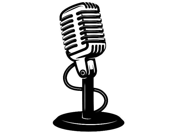microphone 4 audio sound recording record voice mic music rh etsy com microphone vector png microphone vector free download