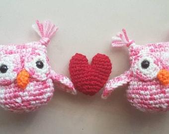 Valentine's Day Love Owl