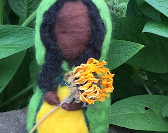 Sunflower Garden Goddess