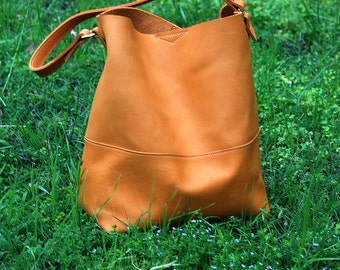 Catalina  Leather Hobo Bag / Handmade Leather Shoulder Bag / Leather Hobo / Handmade Leather shoulder bag / Leather purse