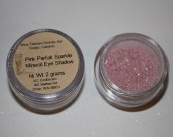 Vegan Friendly Natural Mineral Eye Shadow