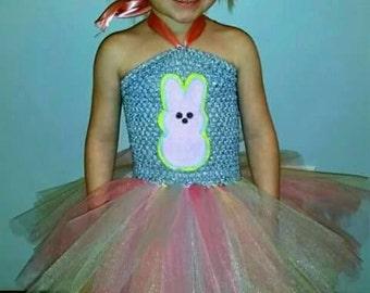 Bunny tutu dress