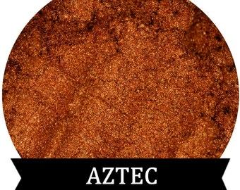 Burnt Orange Eyeshadow AZTEC
