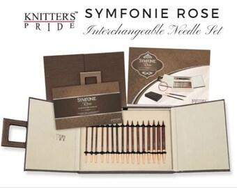 Knitters Pride - Symfonie Rose Interchangeable Needle Set