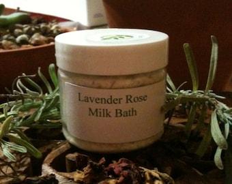 Lavender-Rose Milk Bath (2 oz)