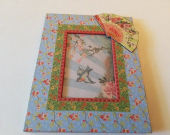 Cute picture frame glass, asuan theme