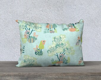 Koala Forest 20 x 14 Pillowcase