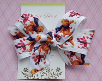 Blustery Day Classic Diva Bow