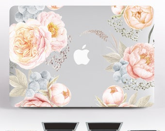 Personalised Mac Air 11 Case Laptop Decals Floral MacBook Keyboard Cover MacBook Pro Case 2016 Flowers MacBook Air 13 Inch Skin DR3061