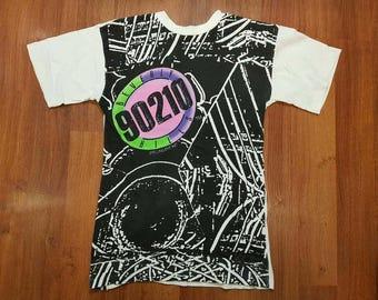 Vintage Beverly Hills 90210 Shirt Size M