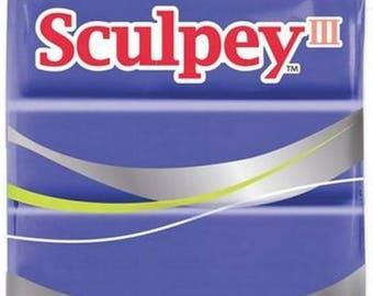 Clay Sculpey III Mauve purple 57g