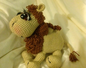 Crochet camel Any Colors you want