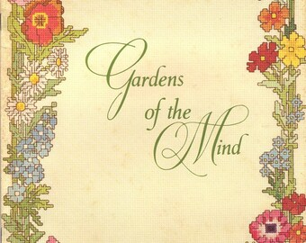 Gardens of the Mind - Designs by Gloria & Pat Cross Stitch Pattern Leaflet