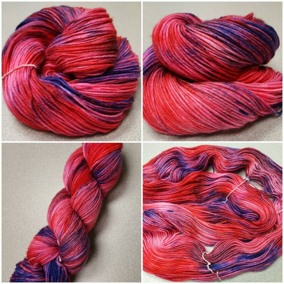 Indie Dyed Unique OOAK- Your choice of one a kind skeins. Not to be repeated. PRICE REDUCED - Special Deal!!!