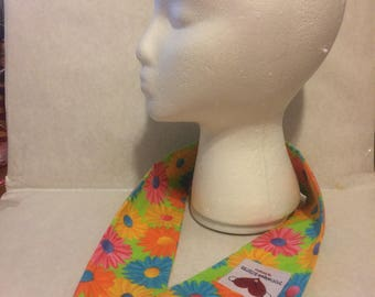 Stethoscope cover- Gerber Daisies