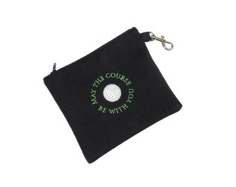 Golf Accessory Bag - May the Course be With You