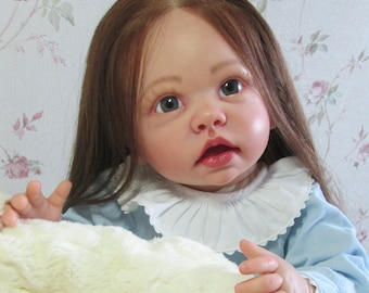 Tippy Reborn doll