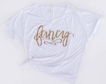 Fancy Shirt. Women's Graphic Tee. I'm So Fancy. Cute T Shirt.