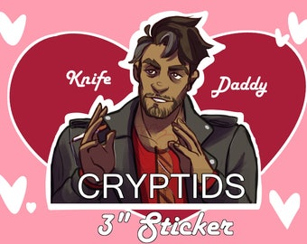 Dream Daddy- Stickers and Buttons