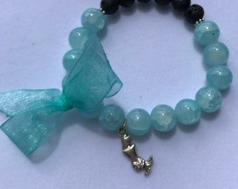 Mermaid Essential Oil Bracelet