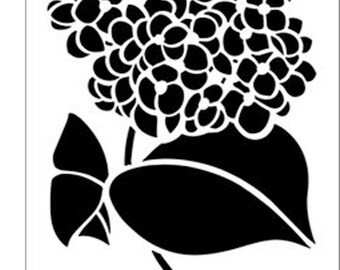 A4 A5 A3 ***NEW*** Rose With Thorns 190 micron Mylar Stencil high quality
