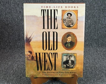 Time-Life Books The Old West C.1990