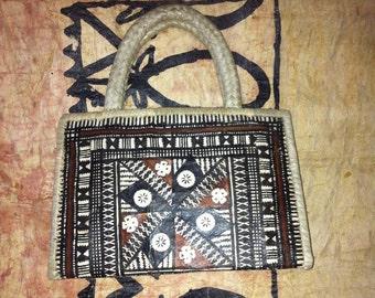 Fijian handbag